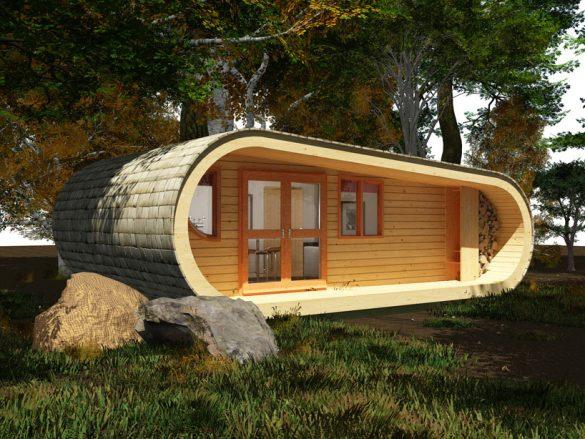 Mini bydlení, Depositphotos.com
