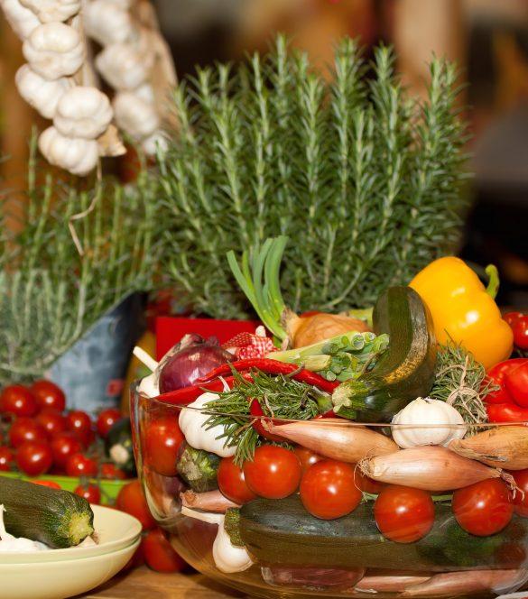 Bylinky v kuchyni, Foto: Depositphotos