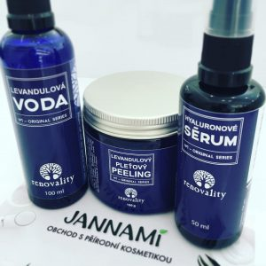 Kosmetika Renovality