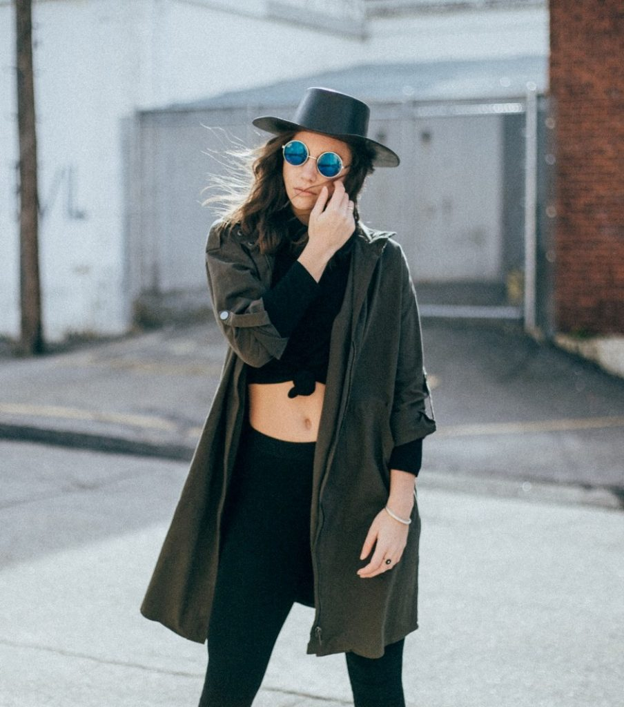 Průvodce: Jak si vybrat kabát. Zkuste v sobě probudit kreativitu a hrajte si při vrstvení