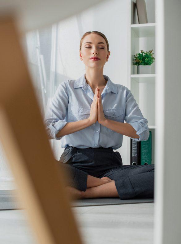 Meditace, Depositphotos.com