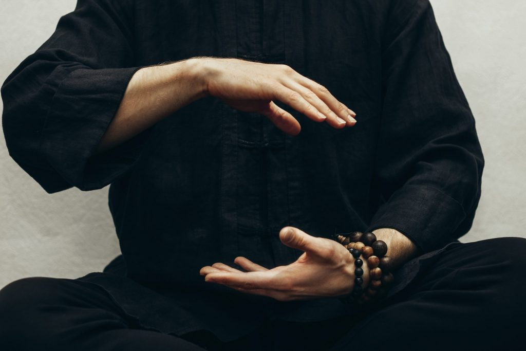 Čchi-kung, metoda pro uvolnění energie