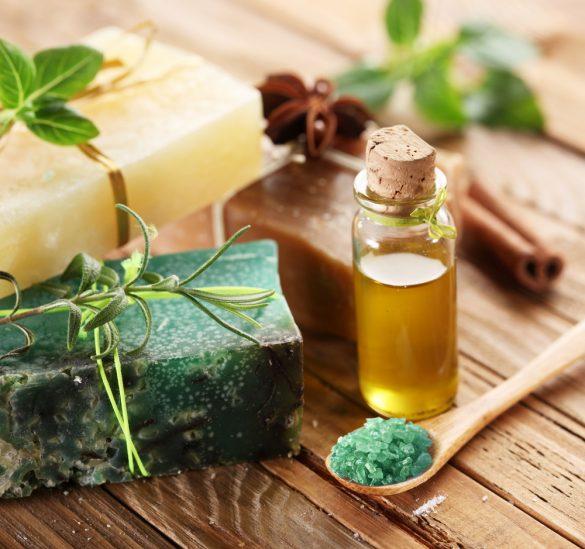 Přírodní mýdla, Depositphotos.com
