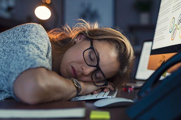 Chronická únava, Depositphotos.com