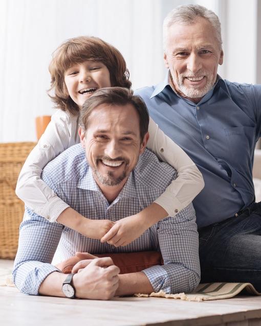 3 generace, Depositphotos.com