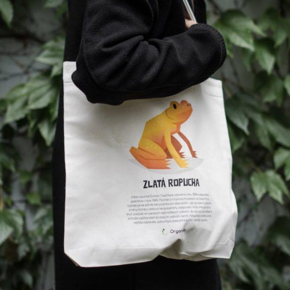 Recyklovatelné tašky, Foto Organikk.cz