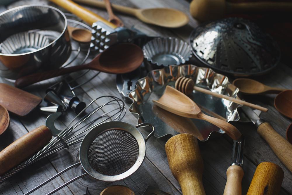 Staré nádobí, Foto: Orwald, Depositphotos